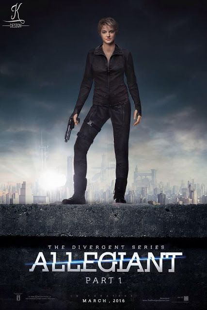 The Divergent Series: Allegiant Part 1 (2016)