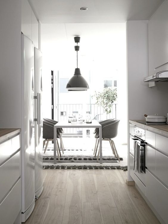Kitchen/Dining Room By Lotta Agaton