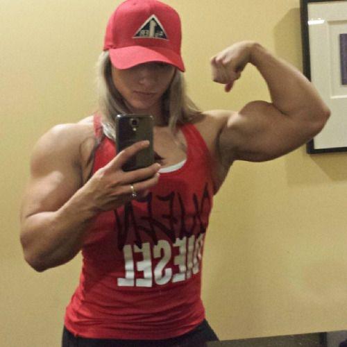 Bodybuilding superstar Shannon Courtney.