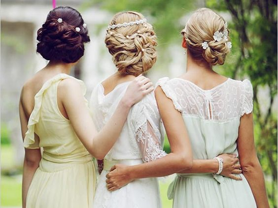 Wedding Etiquette for Bridesmaids - Bridesmaid Duties | Wedding Planning, Ideas & Etiquette | Bridal Guide Magazine: