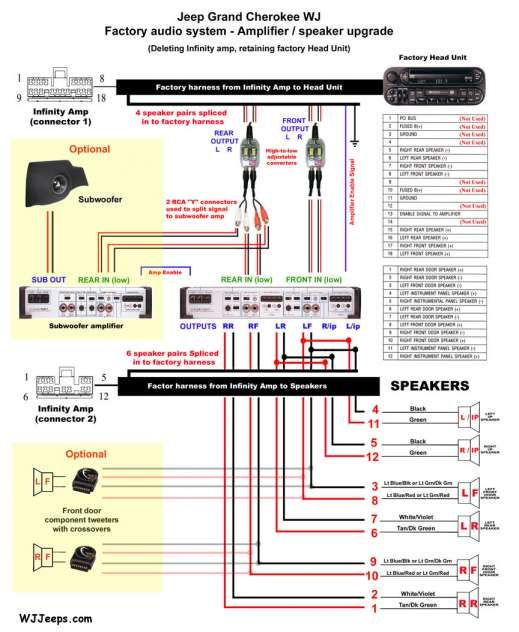 lx torana wiring diagram 12 chrysler infinity amp wiring diagram carchrysler infinity amp  chrysler infinity amp wiring diagram