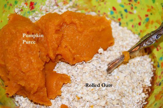 Pumpkin Protein Cookies - Newlyweds