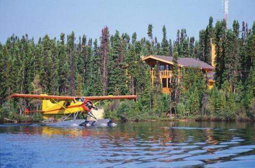 Luxury Hunting And Fishing Lodges For Sale Manitoba Canada