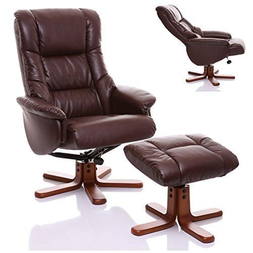 The Shanghai Bonded Leather Recliner Swivel Chair Matching Footsto Josef S Furniture Swivel Chair Chair Leather Recliner