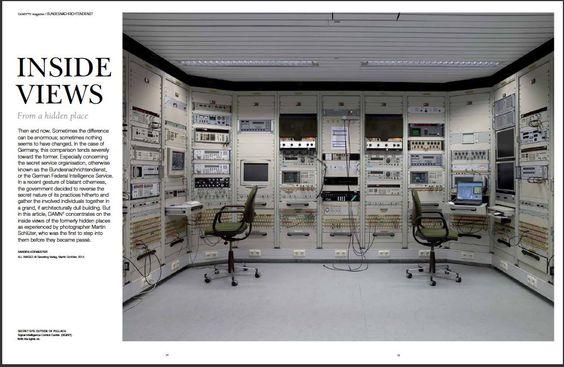 Bundesnachrichtendienst-Zentrale in Pullach
