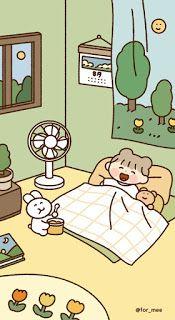 Littlebug 365 Cartoon ภาพน าร ก วอลเปเปอร ม อถ อ Cute Anime Wallpaper Cute Wallpapers Wallpaper Iphone Cute