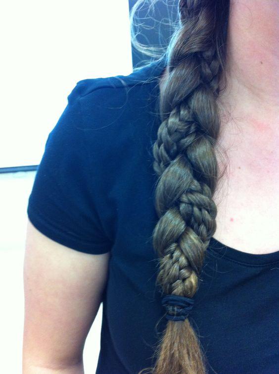 fun braid inside a braid !
