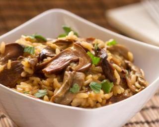 Poêlée de riz sauvage aux noix et champignons spécial concentration : http://www.fourchette-et-bikini.fr/recettes/recettes-minceur/poelee-de-riz-sauvage-aux-noix-et-champignons-special-concentration.html