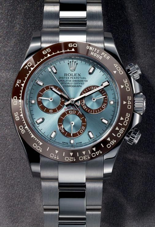 Rolex Cosmograph Daytona With A Burgundy Red Dial And Oyster Watch Bracelet Presenting The Finest Men S Watches Collection Inspiration Shar メンズ腕時計 高級腕時計 ロレックス