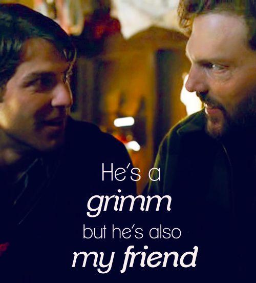 BFFs - LOVE Grimm :)