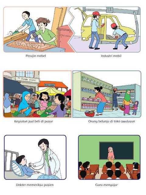 Kunci Jawaban Halaman 31 32 33 Kelas 5 Tema 8 Buku Tematik Siswa Buku Halaman Kunci