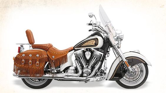 2013 Indian Chief Vintage Motorcycle LE : Photos
