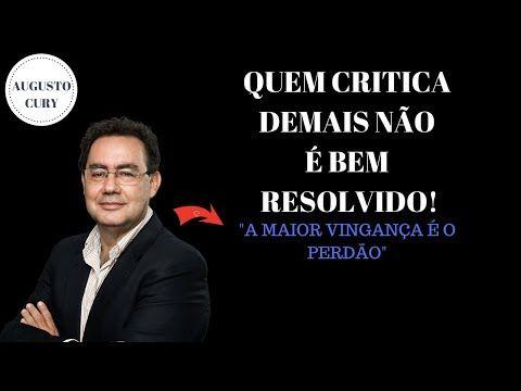 Youtube Augusto Cury Auto Ajuda Abraco Amigo