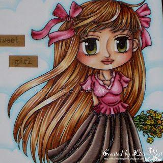 Crafting Belle    : Sweet Girl