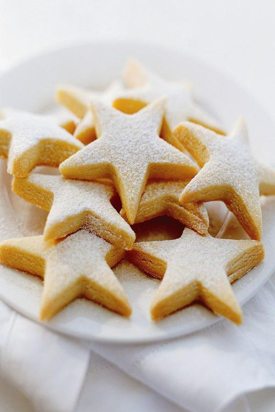 Shortbread cookie recipes with rice flour