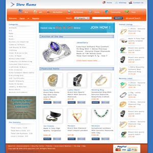 Auction Website Template How Item Details Page Will Display In Aj Penny Auction Script