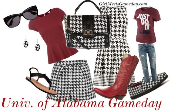 University of Alabama Gameday Roll Tide dress up