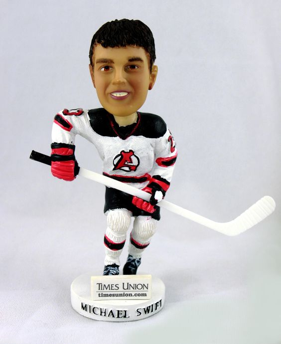 Michael Swift Albany Devils Bobblehead