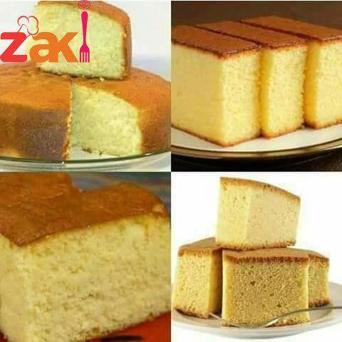 طريقه عمل الكيكه العادية كيك عادي كيكات طريقة الكيكة العادية طريقة عمل الكيك العادي طريقة عمل الكيكة العادية طريقة عمل كيكة الإسفنج Desserts Cake Vanilla Cake