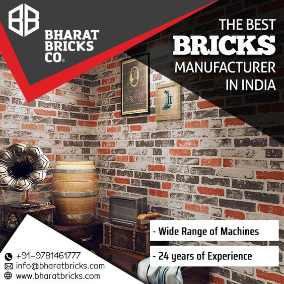 Exposed Brick Tiles In Noida