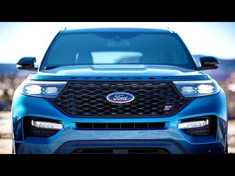 2019 Ford Explorer Phev The Electric Hybrid Youtube Ford Explorer 2020 Ford Explorer Car Ford