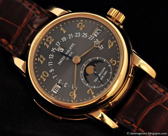 Patek Philippe 5016J watch