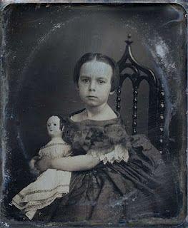 Mary Ella Jenks' Izannah Walker Doll