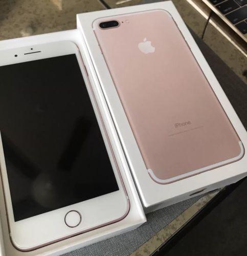 Apple Iphone 7 Plus 128gb Rose Gold Unlocked A1784 Gsm Iphone Iphone 7 Plus Iphone 7