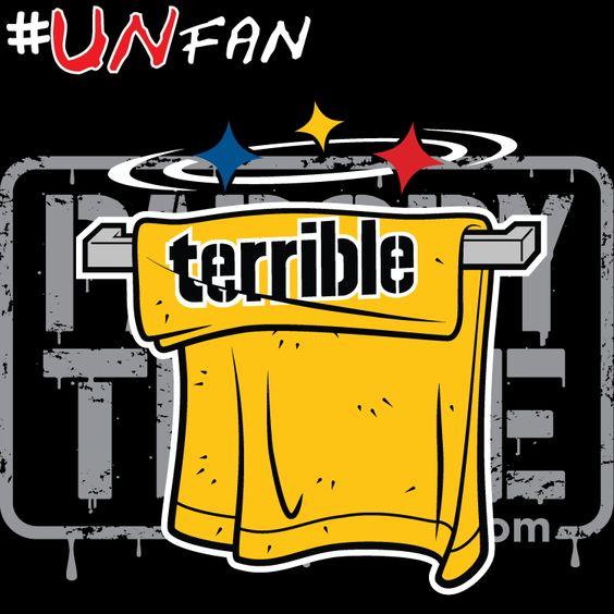 Funny Steelers Parody Logo #UNfan #Browns #Bengals #Ravens #Steelers #NFL #ParodyTease #memes