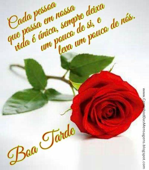 Boa Tarde 2454 Mensagem De Boa Tarde Boa Tarde Com Flores