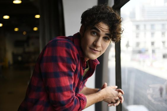 Darren Criss for the San Francisco Chronicle