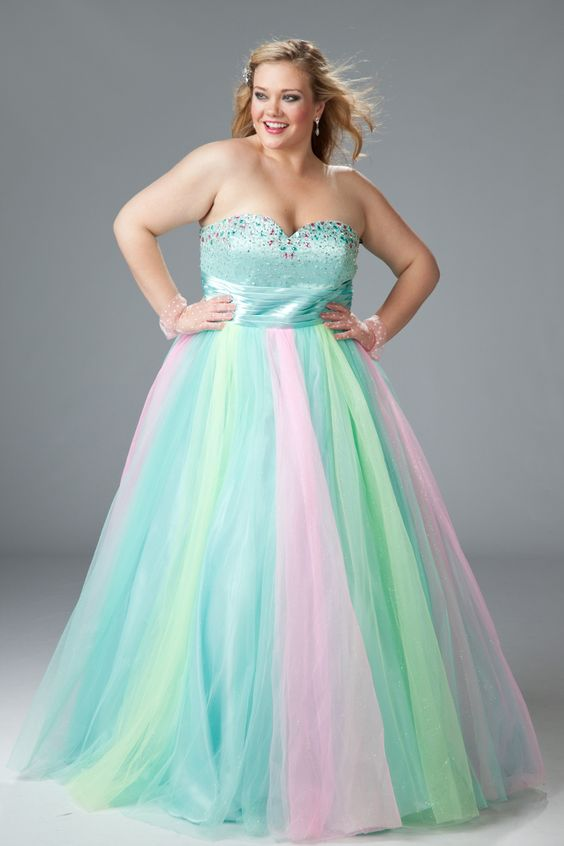 Plus size quinceanera dress 4 you – Dress best style form