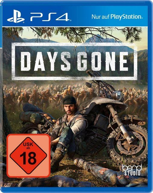 Days Gone For Playstation 4 Gamestop Day Gone Ps4 Ps4 Games