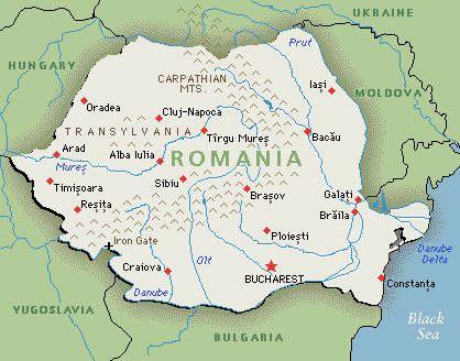 Oficiul Poștal Nr Poșta Mare In Constanța Constanța My Map - Where is romania on a map