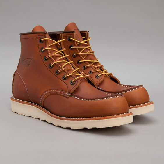 Just bought a pair of these classic Red Wing boots | Good stuff ...