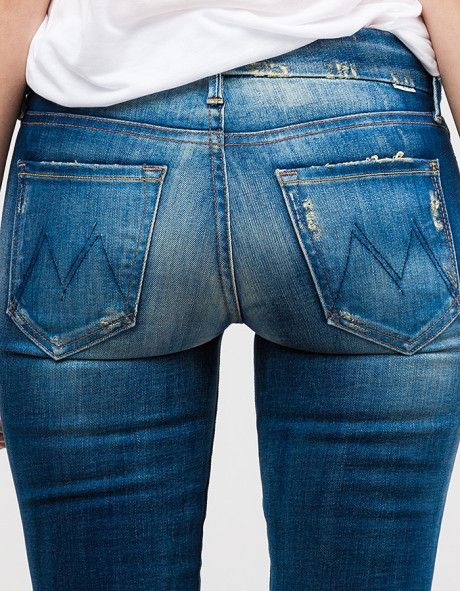 mother jeans - most comfortable jeans EVER! They just do not feel like jeans... More like leggings.. Super light yet hold the shape well! AND their colors are great! Revolve usually has the best choice. I love mine and want more!