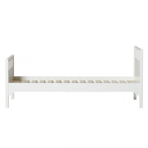 Oliver Furniture Seaside Seng Hvid   Møbler, Seng, Hvid