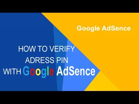 Best Way To Verify Address With Google Adsense Account 100% Work