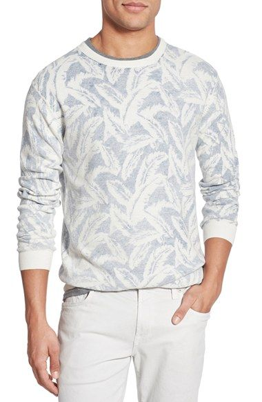 Gant 'Palm' Crewneck Sweater