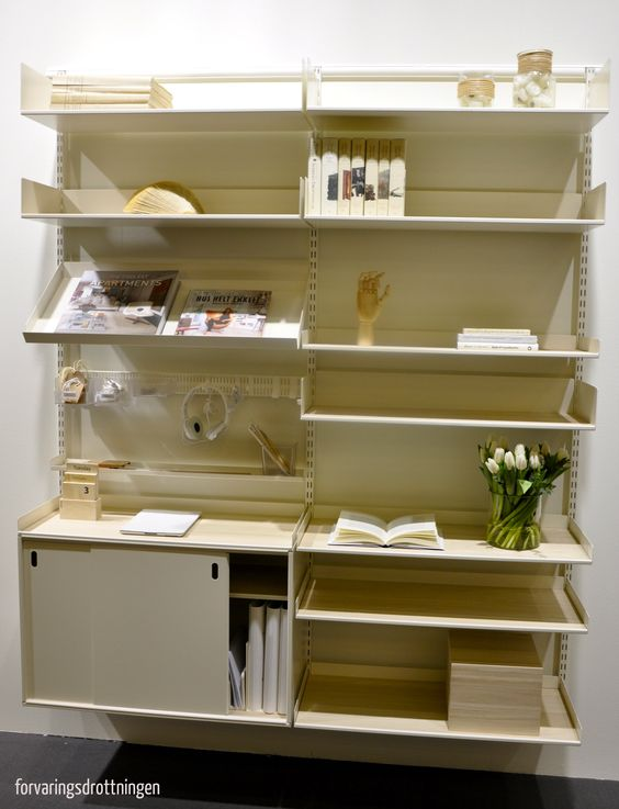 Elfas nya koncept - Sparring+ | Bokhyllor / Bookshelves | Pinterest