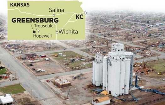 tornadoes in kansas | the most in-depth studies completed of the Greensburg, Kansas tornado ...