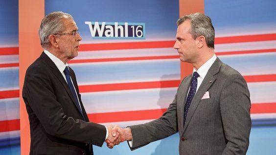 Neue Panne vor Präsidentenwahl: Fehlerhafte Wahlkarten in Österreich entdeckt