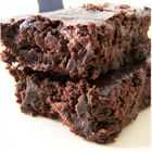 Ooey Gooey brownies, even if they are vegan.
