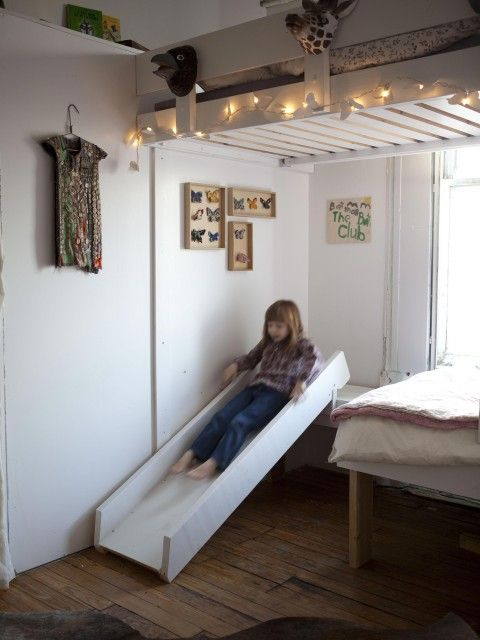La chambre de Mae