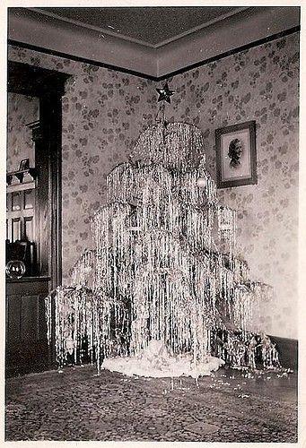 Vintage christmas v tim walker i love this the tinsel