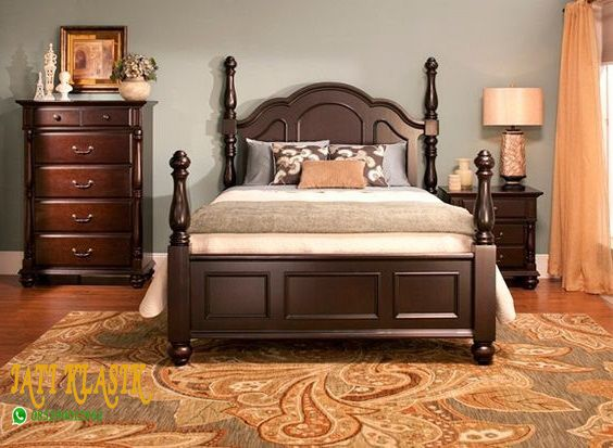 Set R Tidur Minimalis