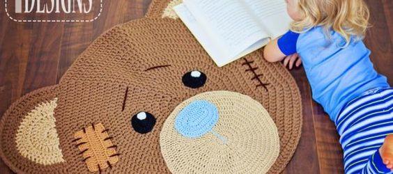 Ideas de alfombras para niños