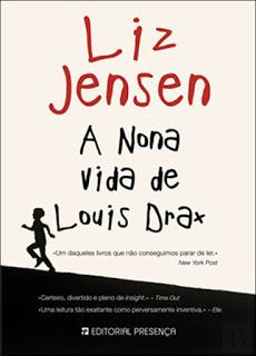 Manta de Histórias: A Nona Vida de Louis Drax de Liz Jensen - Novidade...