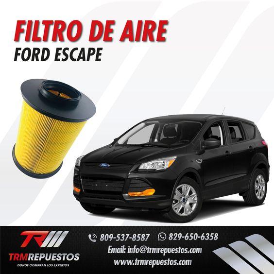 Filtro De Aire Ford Escape Somos Trm Repuestos Srl Donde Compran Los Verdaderos Expertos Repuestos De Excelente Calidad Para T Instagram Toy Car Videos