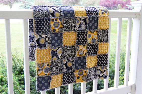 This quilt would be a perfect addition to your lazy afternoons lounging on the couch or curling up with a good book and cup of hot tea. It